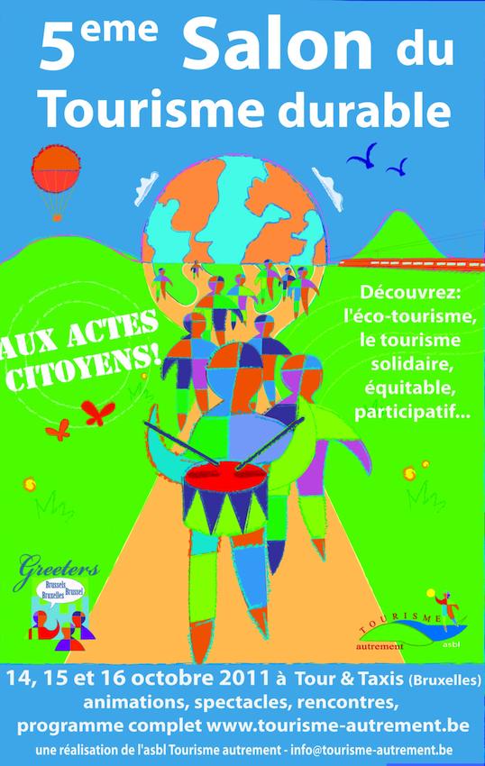Venez nombreux au salon du tourisme durable - Salon tourisme belgique ...